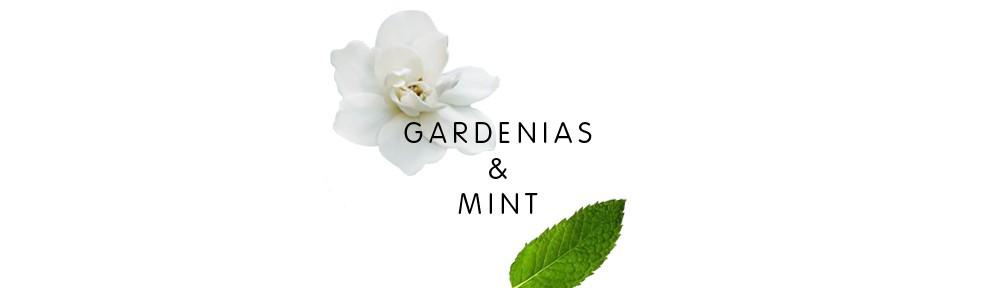 Gardenias & Mint
