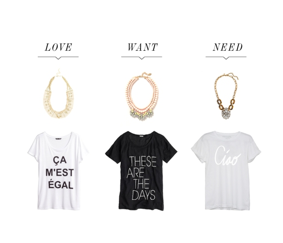 Gm_LoveWantNeed_GraphicTeeStatementNecklaces