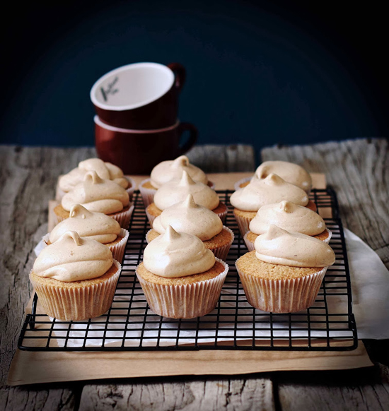 Cinnamon and Orange Cupcakes with Cinnamon Cream Cheese Frosting1